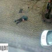 У Франківську на вулиці Бельведерській чоловік випав з 12 поверху (фото)