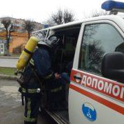 Іванофранківець ледь не згорів у власній квартирі (фото)