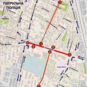 На вихідних в Івано-Франківську перекриють рух. На кількох вулицях буде призупинено рух тролейбусів, маршруток та інших транспортних засобів