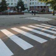 Дорожня розмітка обійдеться Івано-Франківську у 3,5 мільйона гривень