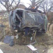 На Прикарпатті автомобіль врізався в дерево (Фото)