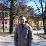 """Лідер гурту """"Антитіла"""" у Франківську: Своїм прикладом я агітую залишатися в Україні"""