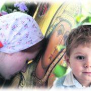 У Богородиці вимолювала прощення за покинуту дитину