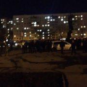 """Масова бійка в Харкові: 200 осіб влаштували """"район на район"""" зі стріляниною (відео)"""