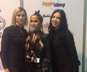 «Срібло» за красу: візажист та перукар з Коломиї відзначились на конкурсі у Європі