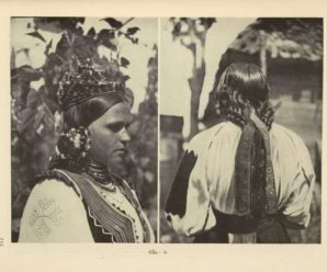Історія на фото, як виглядали гуцули на початку 20-го століття