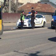 В Крихівцях п'яна жінка на BMW X5 збила трьох людей, серед яких патрульний поліцейський (фото)