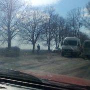 У Рожнятівському районі – смертельна ДТП, загинула жінка (фото)