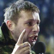 Парасюк продовжує конфліктувати з поліцією: почалася стрілянина (відео)