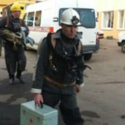 """Опубліковано відео з місця трагедії на львівській шахті """"Степова"""" (відео)"""