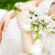 Народила на… своєму весіллі