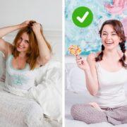 9 хитрощів, з якими не доведеться мити волосся щодня