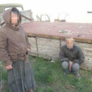 Затримали фермера, який утримував подружжя на ланцюзі в ангарі
