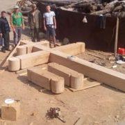 У Верховині відновлять історичний п'ятиметровий хрест (фото)
