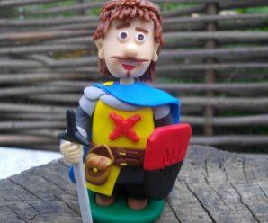 Мистецтво: Франківськ отримав лицаря-захисника, що оберігатиме місто від забудовників (фото)