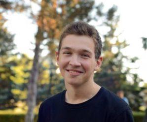Франківський школяр, який виграв 275 тисяч доларів на навчання в США розповів про себе