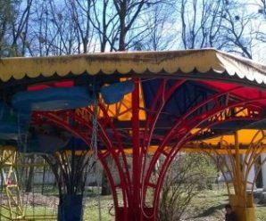 Франківці скаржаться на безлад у міському парку (фото)