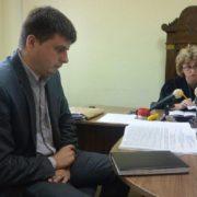 Тернопільський прокурор Ігор Чайка, якого підозрюють у вбивстві дубенського адвоката, здався колегам