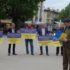 Івано-Франківськ долучився до акції «Путін Стоп»