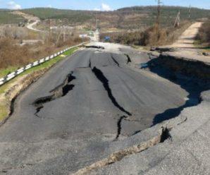Нові кримські дороги шокували своєю «якістю»
