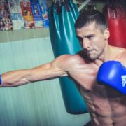 Боксер Олександр Гвоздик звернувся до українців (відео)