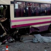 Водій маршрутки, що потрапила у моторошну аварію на Прикарпатті, розповів про пережите
