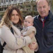 Тримісячному малюку відмовили у візі США