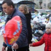 Гори сміття: соцмережі стривожили фото з пасхального Львова