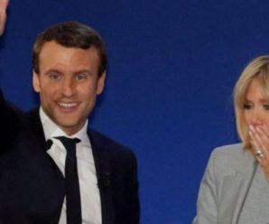 Історія кохання наймолодшого кандидата у президенти Франції заполонила перші шпальти (відео)