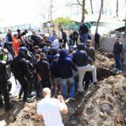 В Одесі прогриміла масова сутичка: опублікували відео