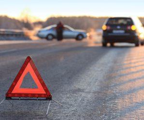 ДТП в Івано-Франківську: через п'яного водія ледь не загинули двоє дітей (фото)
