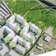 У Пасічні побудують житловий квартал на 4 тисячі жителів