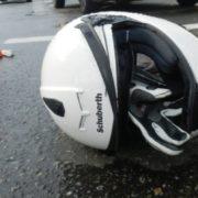 Лобове зіткнення мотоцикла та іномарки на Прикарпатті: двоє людей в реанімації