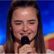 """Три """"так"""": дівчина з Надвірної вразила суддів """"Україна має талант. Діти-2"""" (відео)"""