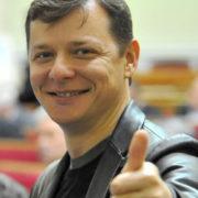 """""""Мешканка нашого Донецька"""": Ляшко показав свого нового нардепа (фото)"""