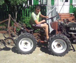 На Прикарпатті суд не зміг оштрафувати чоловіка, якого спіймали п'яним за керуванням трактора