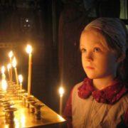 З якого віку найкраще приводити дітей до храму