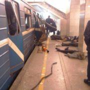 Теракт у петербурзькому метро: РосЗМІ оприлюднили відео перших хвилин після вибуху