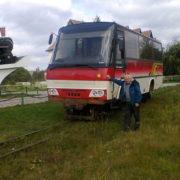 На Франківщині запустили «Карпатський автобус» (ФОТО)