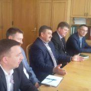 Представники місії ОБСЄ цікавились проведенням адміністративної реформи на Прикарпатті