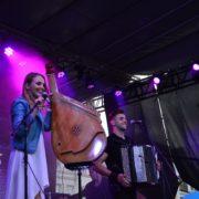 З нагоди десятиріччя «UTeam» подарував іванофранківцям запальний виступ київського гурту B&B Project (фото+відео)
