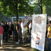 Калуська броварня презентувала до Дня міста новий сорт пива (фото+відео)