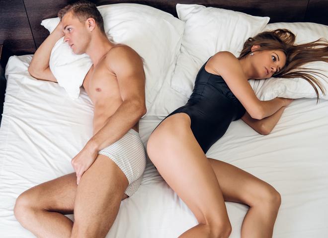 Почему больше не хочется секса — психологические и органические причины