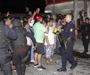У Мексиці натовп побив росіянина через образливе відео