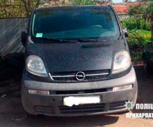 Правоохоронці розшукали водія-втікача зі смертельної ДТП на Коломийщині (фото)