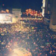 П'яна молодь, тиснява та бійки: франківські патрульні підвели підсумки концерту