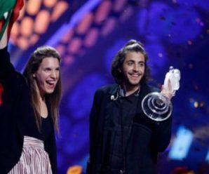 Виступ переможця Євробачення-2017 Сальвадора Собрала: потужне відео