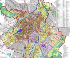 У Франківську оголосили конкурс на внесення змін до генерального плану міста
