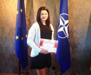 Студентка з Прикарпаття перемогла у Міжнародному конкурсі малюнку (відео)