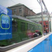 У Франківську 30 тролейбусів обладнають безкоштовним wi-fi